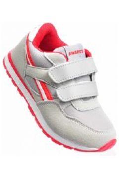 Pantofelek24.pl | Dziecięce buty sportowe na rzepy SZARE(112082451)