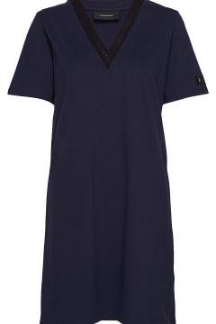 W Tech Vn Dress Kleid Knielang Blau PEAK PERFORMANCE(116303886)
