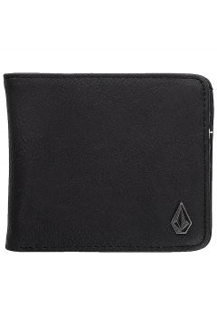 Volcom Slim Stone PU L Wallet zwart(85189911)