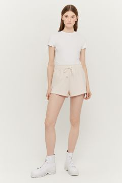 Hellpinke Sweat-Shorts(111106303)