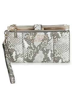 Portefeuille Guess HOLLY SLG DOUBLE ZIP ORGANIZER(115555023)