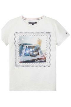 T-shirt enfant Tommy Hilfiger KG0KG03429 ANIMETED(115627740)