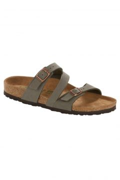 Birkenstock Salına Bf Gri Kadın Sneaker C-Bst1016391G0746(116821696)