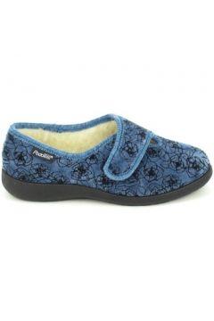 Chaussons Fargeot Tarbes Bleu(115459475)