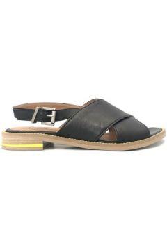 Sandales Ngy sandales SONIA Sauvage Noir(127881216)