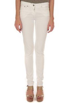 Pantalon LPB Woman Les Petites Bombes Pantalon Slim Strech Blanc S161201(115472667)