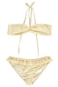 Bikini aus Baumwolle und Lurex Porto(113866395)