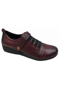 Scavia 240 Hakiki Deri Ortopedik B.ayak Ayakkabı(116838692)