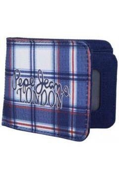 Portefeuille Pepe jeans Petit portefeuille monnaie toile bleu 1268201(88617773)