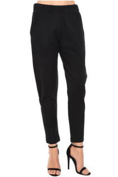 Pantalon Baukjen Pantalon loose taille élastique(98487593)