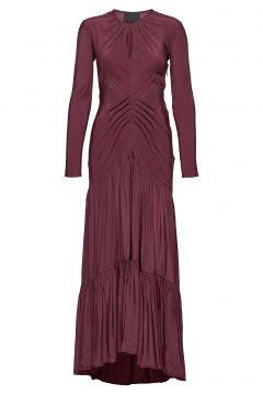 Level Bias Dress Maxikleid Partykleid Lila DIANA ORVING(114164130)