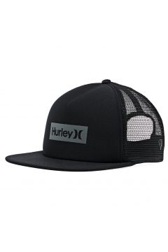 Casquette Hurley One & Only Square Trucker - Black(111331893)