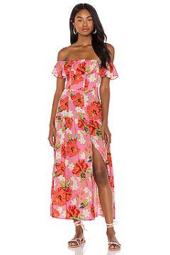 Макси платье spring fling - Yumi Kim(125445935)