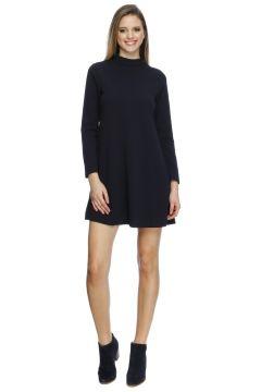 Compania Fantastica Lacivert Elbise(113956725)