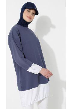 Sweat-shirt Peker Indigo(119070418)