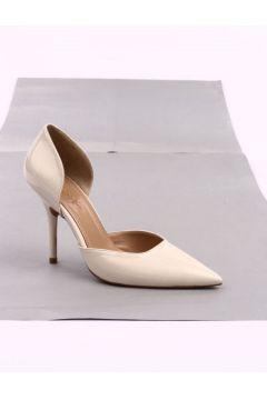 NO NAME Le Scarpe 1411 Kadın Sivri Burun Parmak Dekolteli Yanlar Açık Topuklu Ayakkabı 20y(117475080)