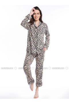 Multi - Multi - Viscose - Pyjama - Pamuk&Pamuk(110323059)