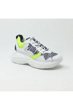Chaussures Semerdjian SMR 23 SNEAKER ZEBRE/FLUO(127910516)