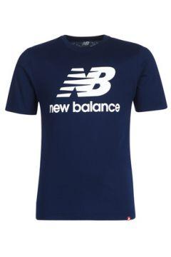 T-shirt New Balance STACKED LOGO TEE(115409782)