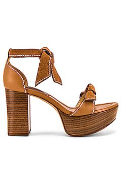 Туфли на платформе clarita - Alexandre Birman(115069661)