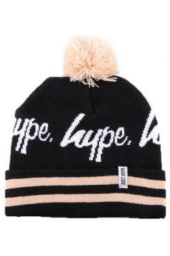 Bonnet enfant Hype Bonnet à Pompon Noir et Beige(115448861)