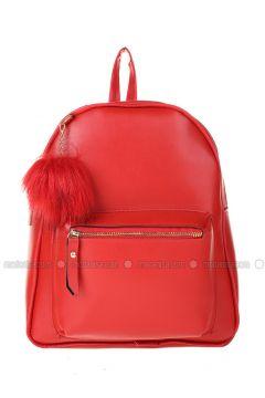 Red - Backpacks - Modeva(110321734)
