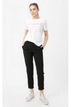 Fashion Friends Siyah Pantolon(118705037)