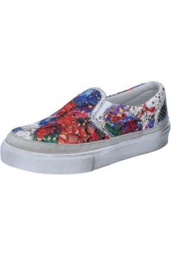 Chaussures 2 Stars slip on multicolor textile BZ526(115394006)