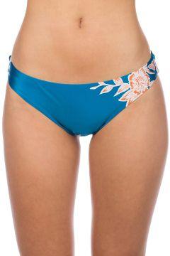 Roxy Riding Moon Regular Bikini Bottom blauw(114566015)