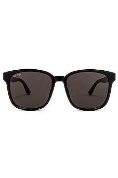 Солнцезащитные очки logo wayfarer - Gucci(115066897)