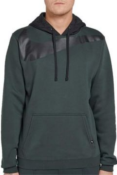 Sweat-shirt Nike FELPA VERDE CON CAPPUCCIO E LOGO GRANDE(115476756)