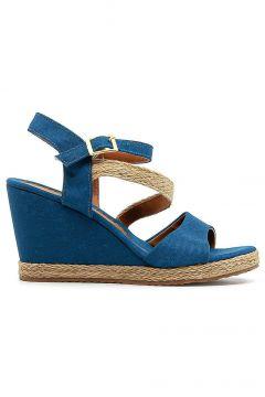 Melisa Kadın Dolgu Topuk Sandalet 20y M118 Z(118226113)