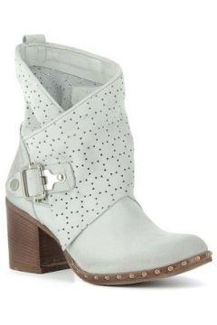Bottines Erman\'s Low-boots portefeuille en cuir(115460587)