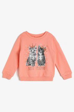 Koton Baskılı Pembe T-Shirt 12 Ay 901691(118432729)