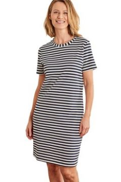 Robe Woolovers Robe T-shirt décontractée Femme Jersey(101663542)