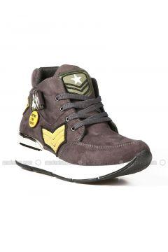 Smoke-coloured - Sport - Sports Shoes - ROVIGO(110315618)