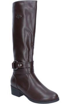 Bottes Braccialini bottes marron cuir BX02(127924713)