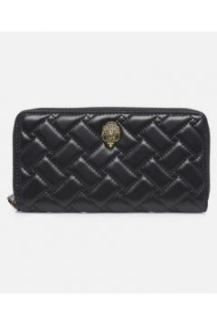 Kurt Geiger - K ZIP AROUND WALLET EAGLE - Portemonnaies & Clutches / schwarz(116937673)