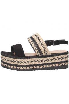 Sandales Exé Shoes 8896-5 BLACK(115509033)