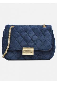 SALE -30 COSMOPARIS - Crossbody Omia Velvet - SALE Handtaschen / blau(111588957)