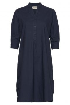 Kate Tunic Dress Crisp Kurzes Kleid Blau MOSHI MOSHI MIND(114164541)