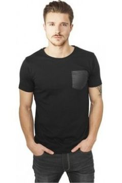 T-shirt Urban Classics T-shirt avec poche simili(127966005)