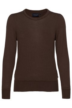 Yvette Cotton/Bamboo Sweater Strickpullover Braun LEXINGTON CLOTHING(121166185)