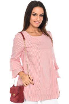 Blouses Isabella Oliver Blouse de grossesse manches volantées(98487488)