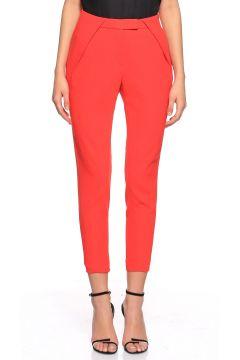 Karl Lagerfeld-Karl Lagerfeld Kırmızı Pantolon(118835354)