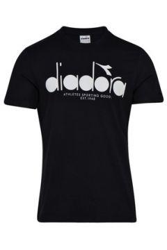 T-shirt Diadora T Shirt Ss Bl(115514284)