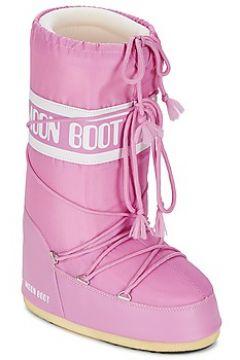 Bottes neige enfant Moon Boot MOON BOOT NYLON(115451133)