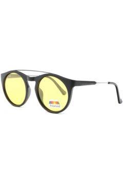 Lunettes de soleil Soleyl Lunettes de conduite de nuit polarisantes jaunes et noires Ryda(119083509)