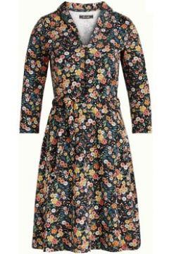 Robe King Louie Robe Emmy Flowerbed Black(127852156)