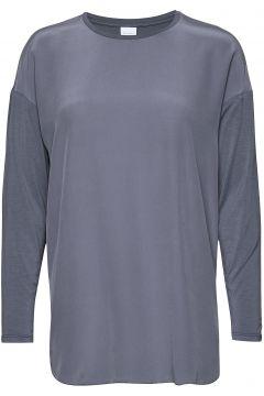 Nodo Bluse Langärmlig Blau MAX MARA LEISURE(114152124)